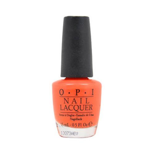 OPI Nail Lacquer 47 A Good Man-darin is Hard to Find 0.5 oz.Nail Polish