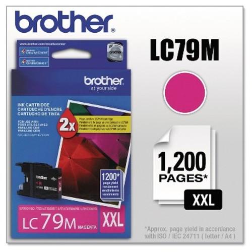 Brother Innobella Super High-Yield Single Ink Cartridge - Magenta (BRTLC79M)