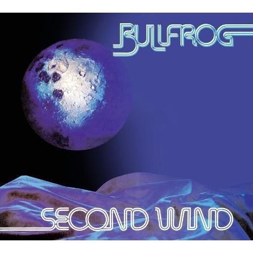 Second Wind [CD]