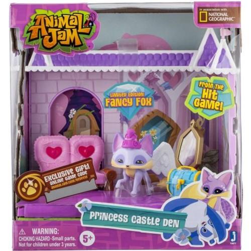 Animal Jam Princess Castle with Exclusive Figure