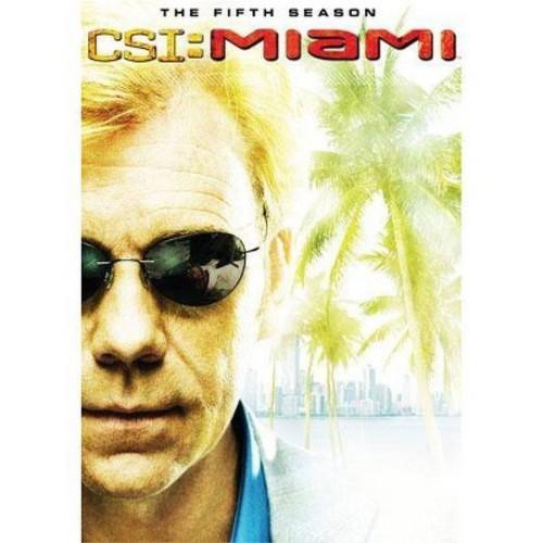 CSI:MIAMI COMPLETE FIFTH SEASON - DVD Movie