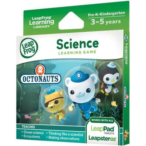 LeapFrog Learning Game: Disney Octonauts
