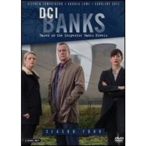 DCI Banks: Season Four [2 Discs] [DVD]