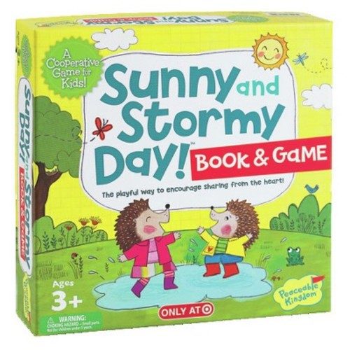 Sunny Stormy Day Board Game