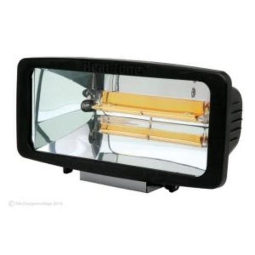 Designers Edge 1200-Watt Heat Lamp Patio Heater