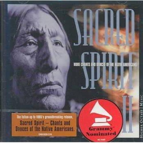 Sacred spirit - Sacred spirit vol 2:More chants and d (CD)