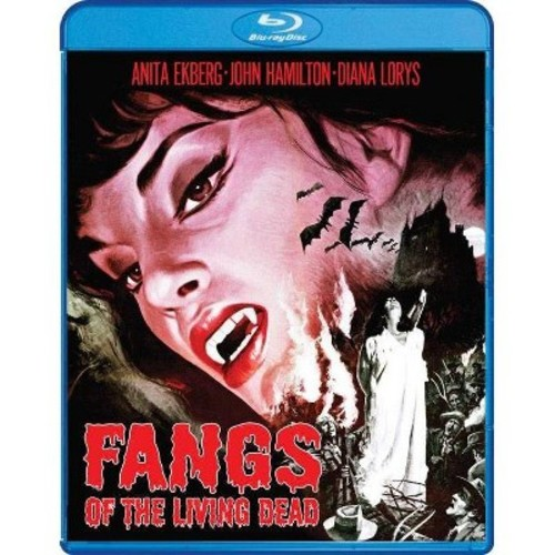 Fangs Of The Living Dead (Blu-ray)