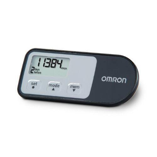 Omron Alvita Optimized Pedometer [Black, OS]