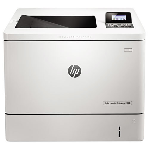 HP Color LaserJet Enterprise M553DN Laser Printer (HEWB5L25A)