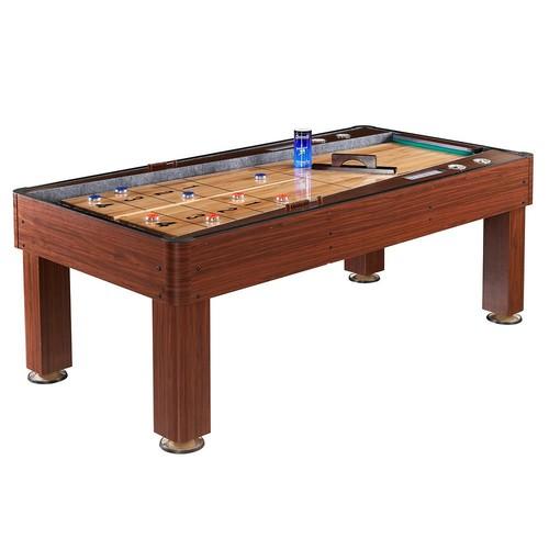Hathaway Ricochet 7' Shuffleboard Table