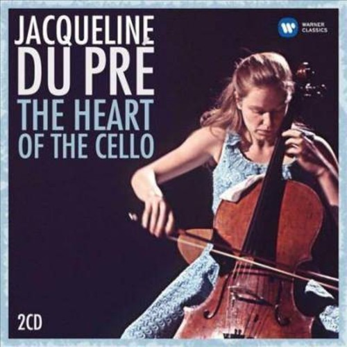 Jacqueline Du Pre - Heart Of The Cello (Vinyl)