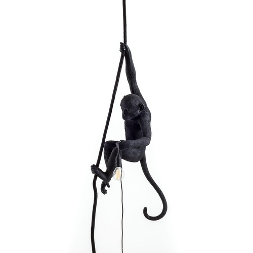 Monkey Outdoor Ceiling Lamp