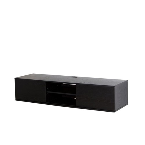 South Shore Agora Wall-Mounted Particleboard Media Console For TVs Up To 56