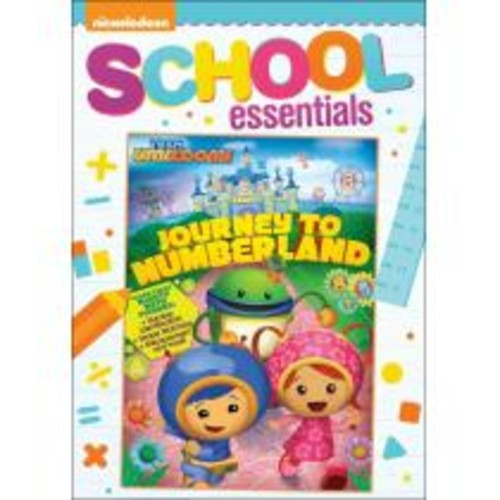 Team Umizoomi: Journey to Numberland [DVD]