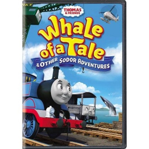 Thomas & Friends:Whale Of A Tale & Ot (DVD)