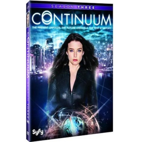 UNIVERSAL STUDIOS HOME ENTERT. Continuum: Season Three