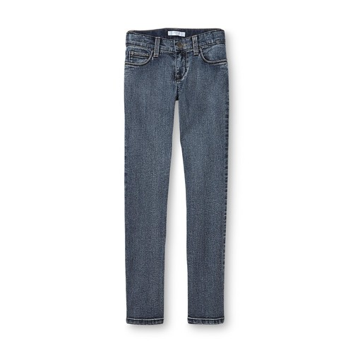 Girls' Skinny Jeans [Fit : Girls Slim; Length : Regular]