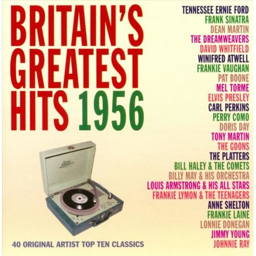 Britain's Greatest Hits 1956 [CD]