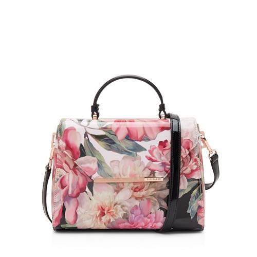 TED BAKER Petall Painted Posie Small Satchel