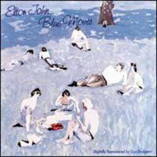 Elton John - Blue Moves (Vinyl)