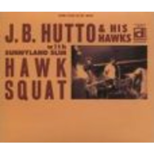Hawk Squat [CD]