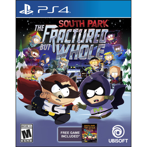 South Park: The Fractured But Whole Day 1 Edition, Ubisoft, PlayStation 4, 887256015770