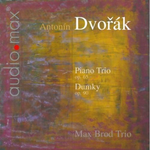 Dvork: Piano Trio, Op. 65; Dumky, Op. 90 [CD]