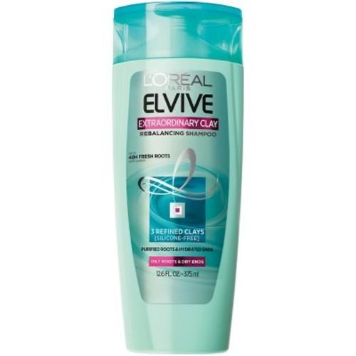 L'Oreal Paris Hair Expert/ Paris Extraordinary Clay Rebalancing Shampoo - 12.6oz