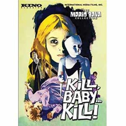 Kill, Baby...Kill! [DVD]