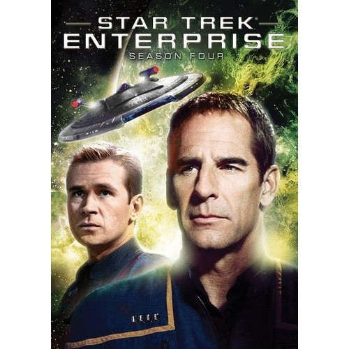 Star Trek: Enterprise - The Complete Fourth Season [DVD]