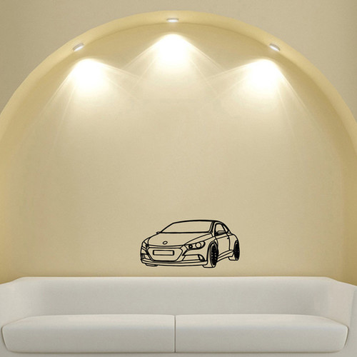 Car SUV Truck Style Vinyl Wall Decal Art
