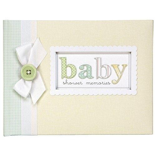 C.R. Gibson - Baby Keepsake Book, Baby Shower
