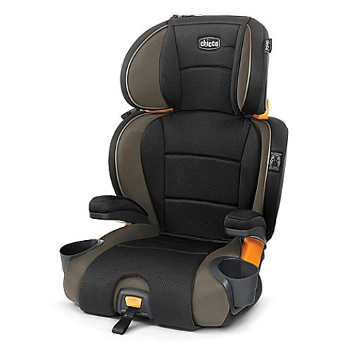 Chicco KidFit Zip 2-in-1 Belt Positioning Booster Seat in Eclipse