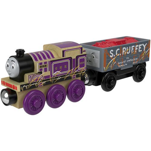 Fisher-Price Thomas & Friends Wooden Railway Engine - Dynamite Ryan