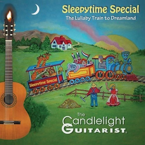 Sleepytime Special: The Lullaby Train to Dreamland [CD]