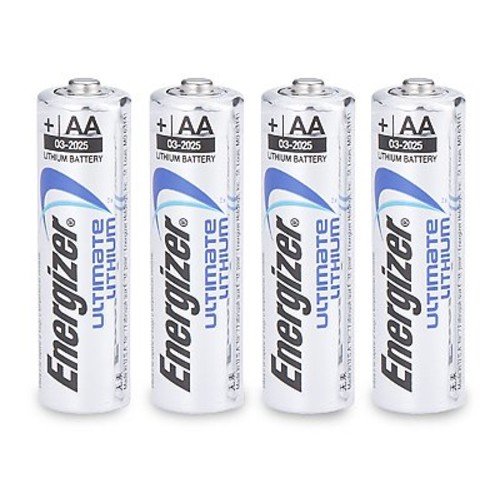 Energizer AA Lithium Batteries