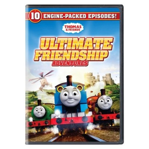 Thomas & Friends: Ultimate Friendship Adventures (DVD)