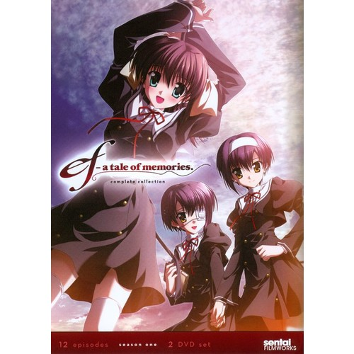 Ef: A Tale of Memories - Complete Collection [2 Discs] [DVD]