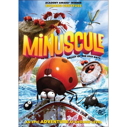 Minuscule: Valley of the Lost Ants [DVD] [2013]