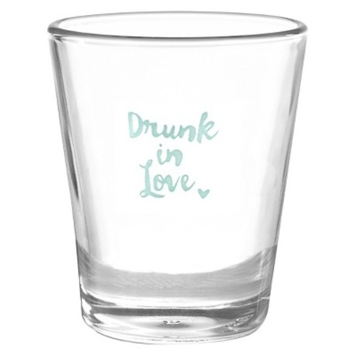 Bachelorette Drunk in Love Shot Glass