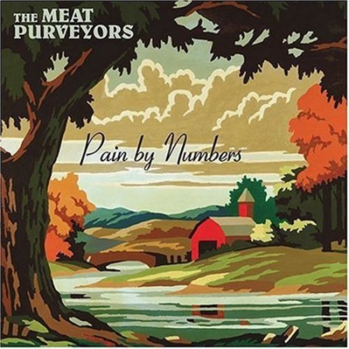 Pain By Numbers CD (2004)
