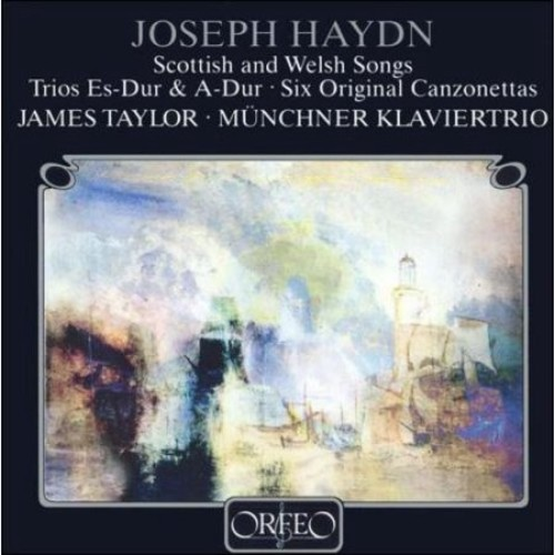 Joseph Haydn: Folksong Arrangements Vol. 3 - Scottish Songs for George Thomson III, Welsh Songs for George Thomson [CD]
