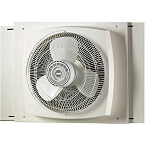 Lasko #2155A Electrically Reversible Window Fan, 16 Inches [1, Window Fan]