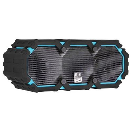 Altec Lansing - Mini Life Jacket 3 Portable Wireless and Bluetooth Speaker - Black