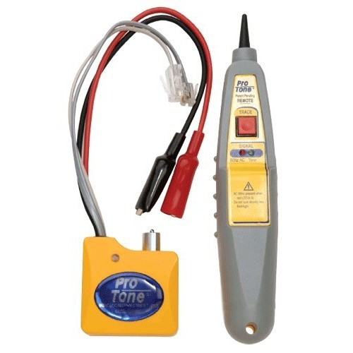 Triplett / Byte Brothers CTX590 ProTone Probe and Tone Generator Wire Locator with Protective Pouch