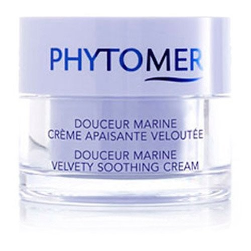 Phytomer Douceur Marine Velvety Soothing Cream 1.6 fl oz (Qunatity of 1)