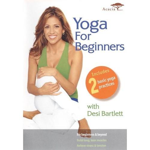 Desi Bartlett: Yoga for Beginners [DVD] [2008]