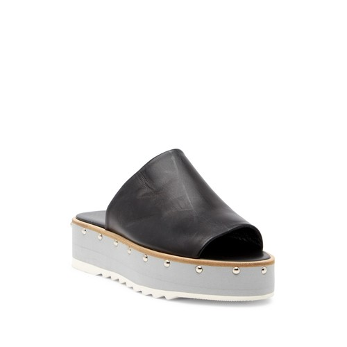 Float Leather Platform Sandal