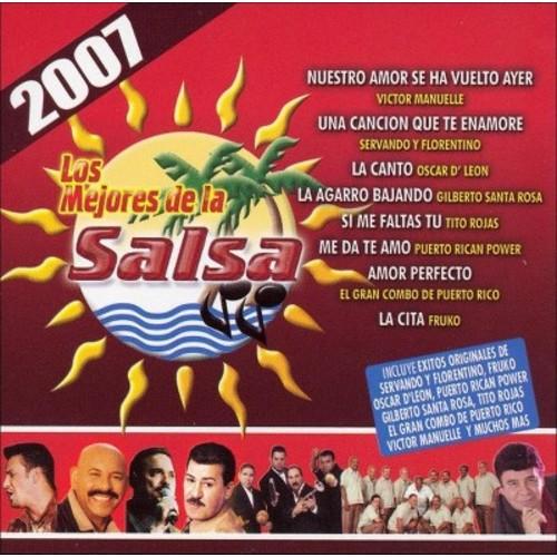 Mejores de La Salsa 2007 [CD]