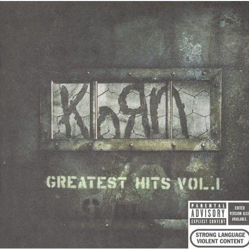 Korn - Greatest Hits, Vol. 1 Explicit Lyrics